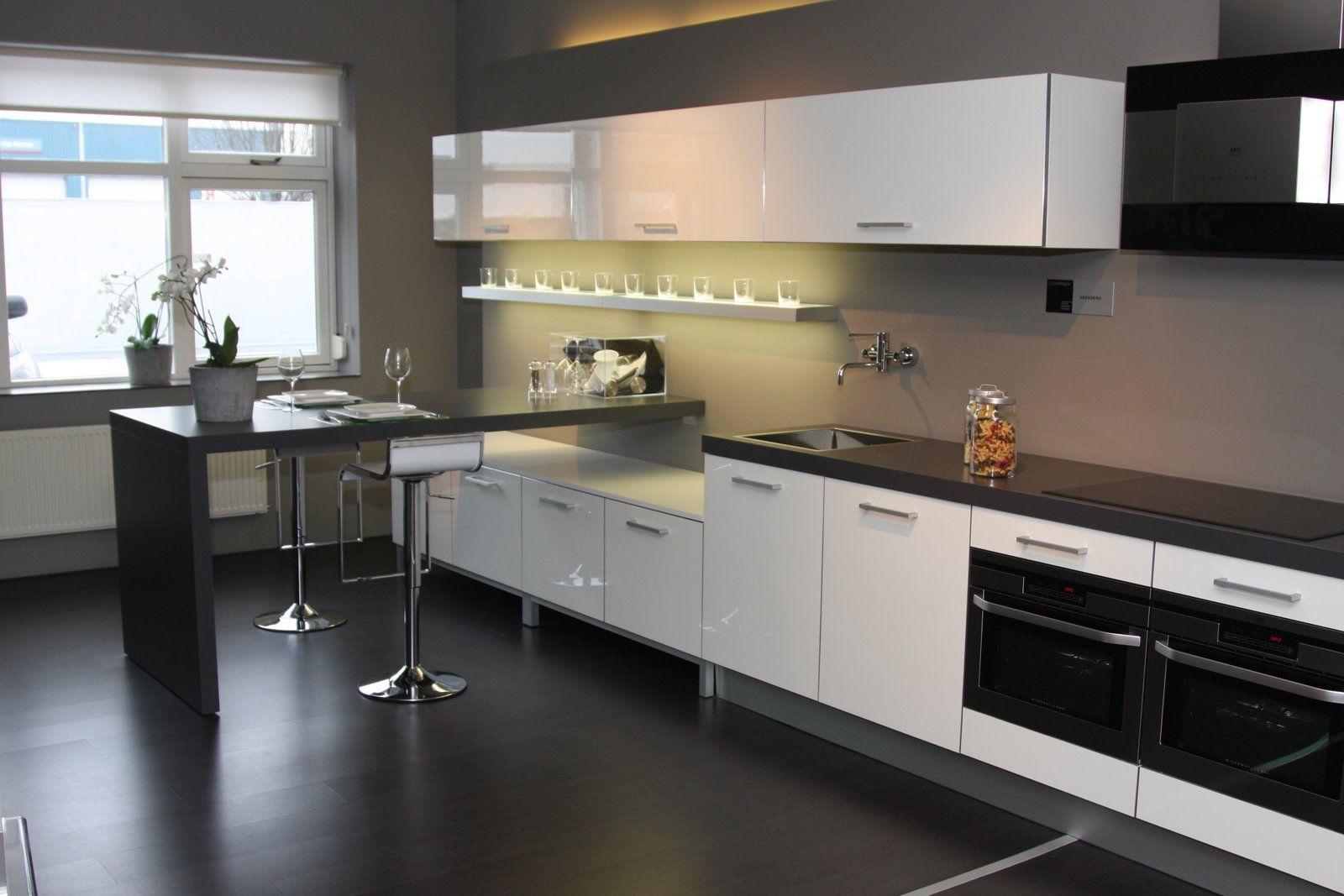 Keukenprijs altijd de beste keukenprijs comprex faradero 35031 - Keuken in lengte ...