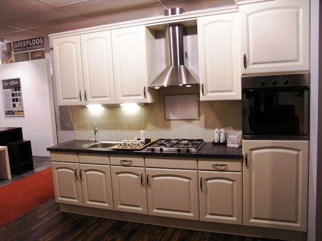 Keukenprijs altijd de beste keukenprijs! nobilia casa vanille
