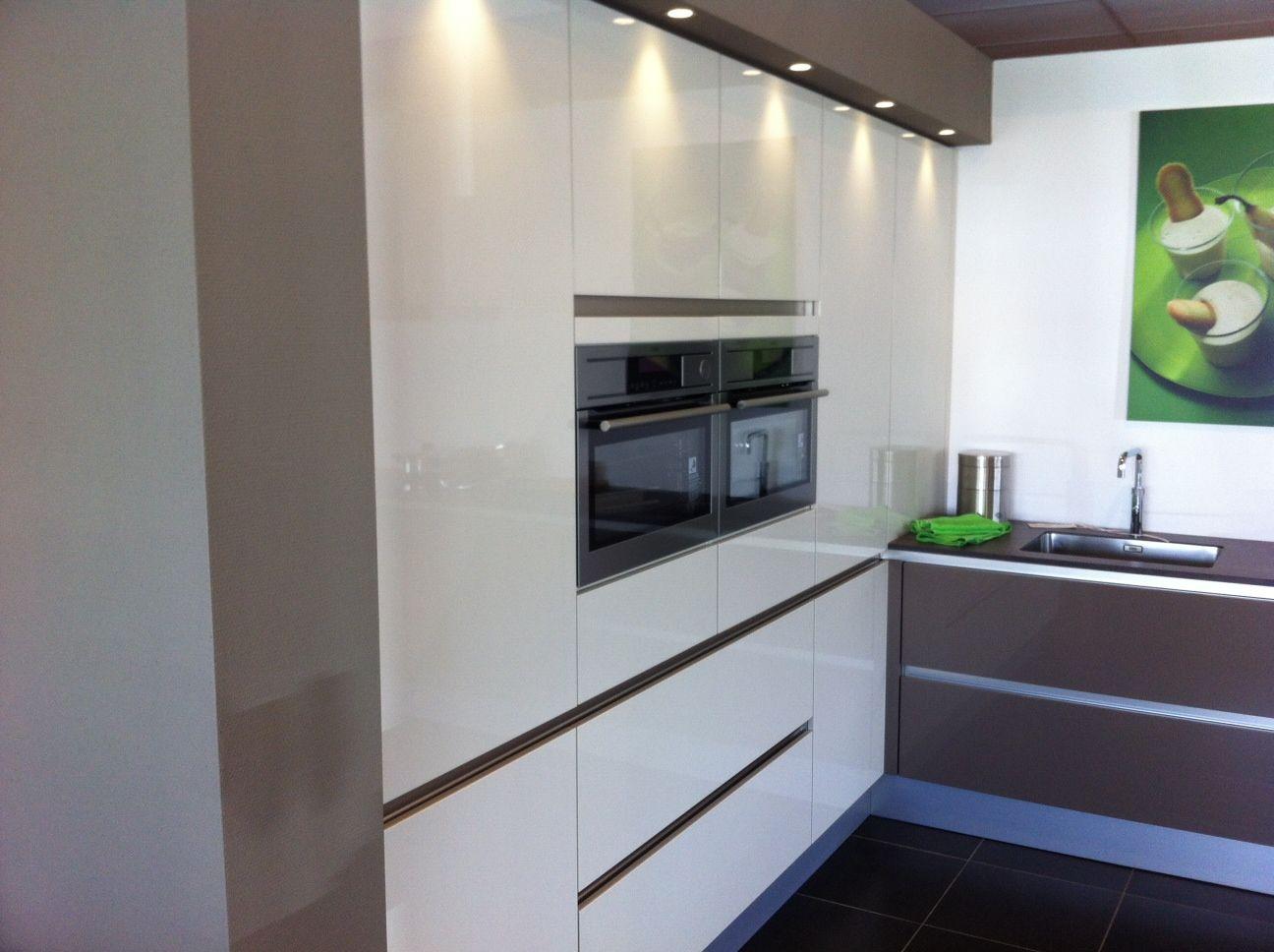Keukenprijs altijd de beste keukenprijs keller gl7100 hoogglans fango en schelp 53681 - De beste hedendaagse keukens ...