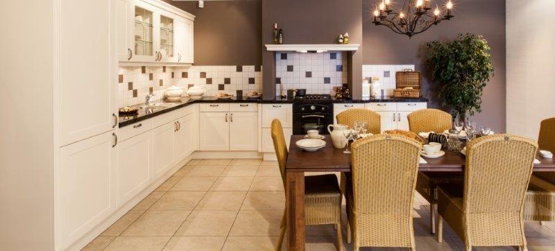 Keukenprijs altijd de beste keukenprijs landelijke keuken met granieten werkblad 53942 - Keuken met granieten werkblad ...