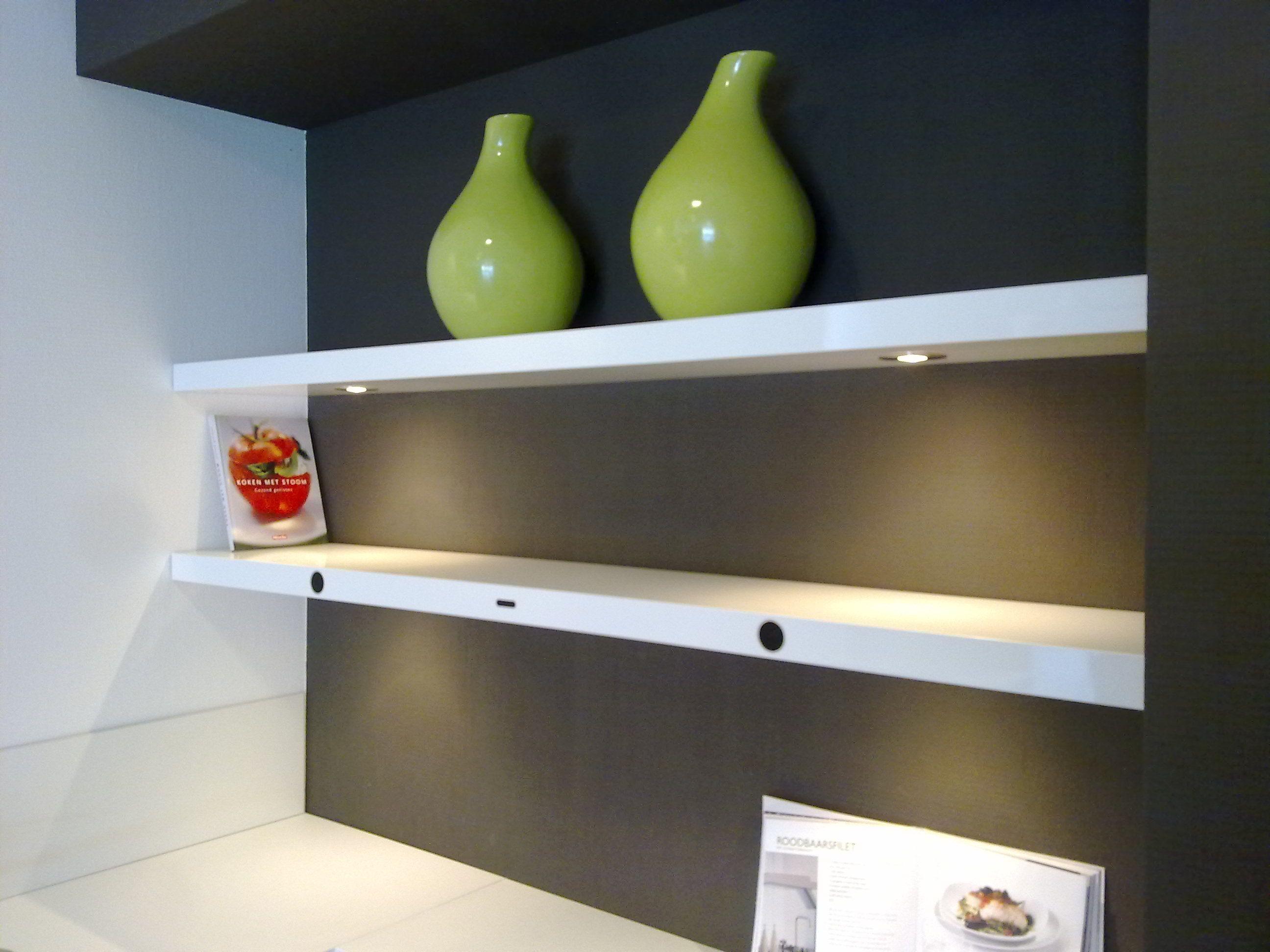 Witte Hoogglans Keuken Greeploos : beste keukenprijs! Greeploze witte hoogglans Keller keuken [37463