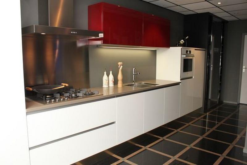 Keukenprijs  Altijd de beste keukenprijs!  design keuken wit [54250]