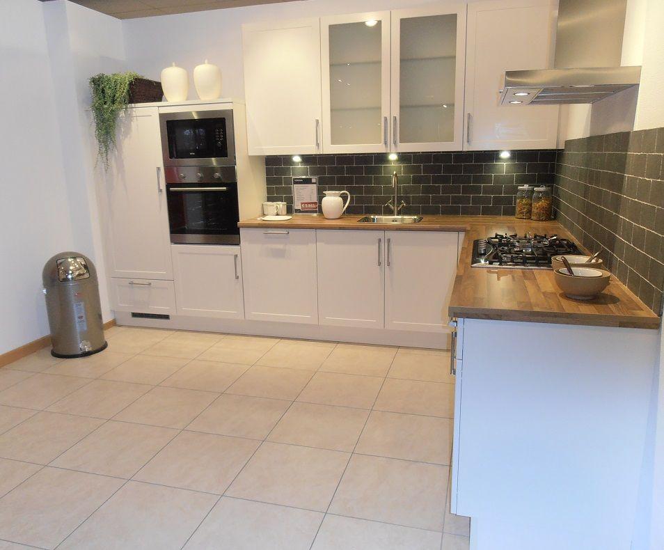 Keukenprijs altijd de beste keukenprijs landelijke keuken in magnolia zijdemat 50770 - De beste hedendaagse keukens ...