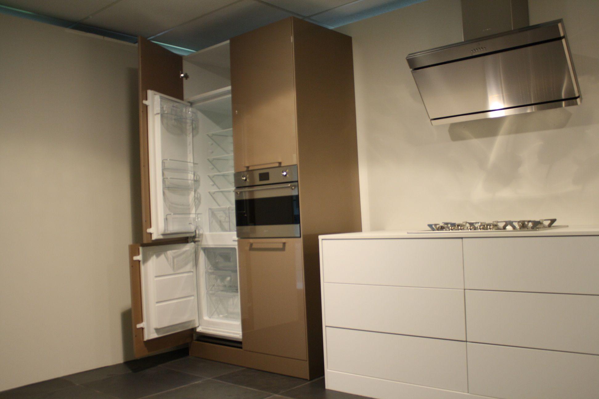 Keukenprijs altijd de beste keukenprijs greeploze witte keuken 48196 - Witte keukens ...