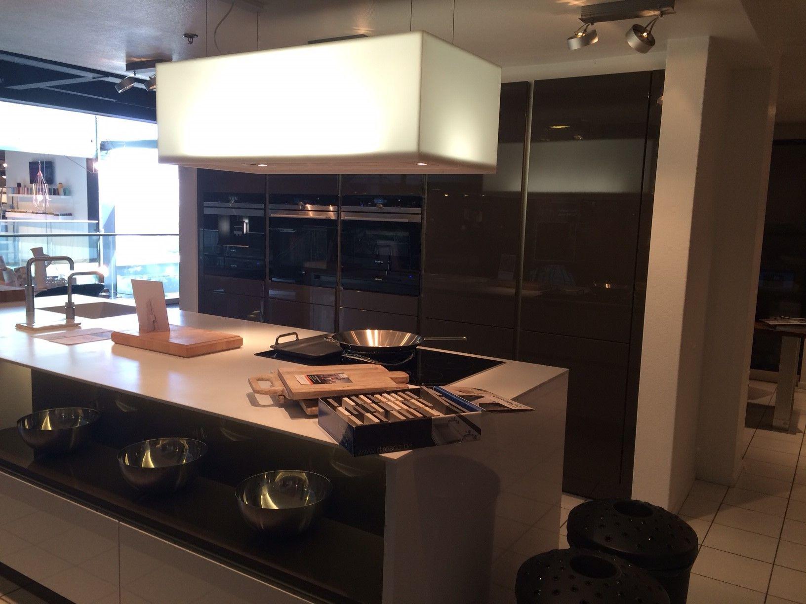 Siematic Keuken Corian : ! hifh tech luxe SieMatic Design greeploze keuken S2 [39387