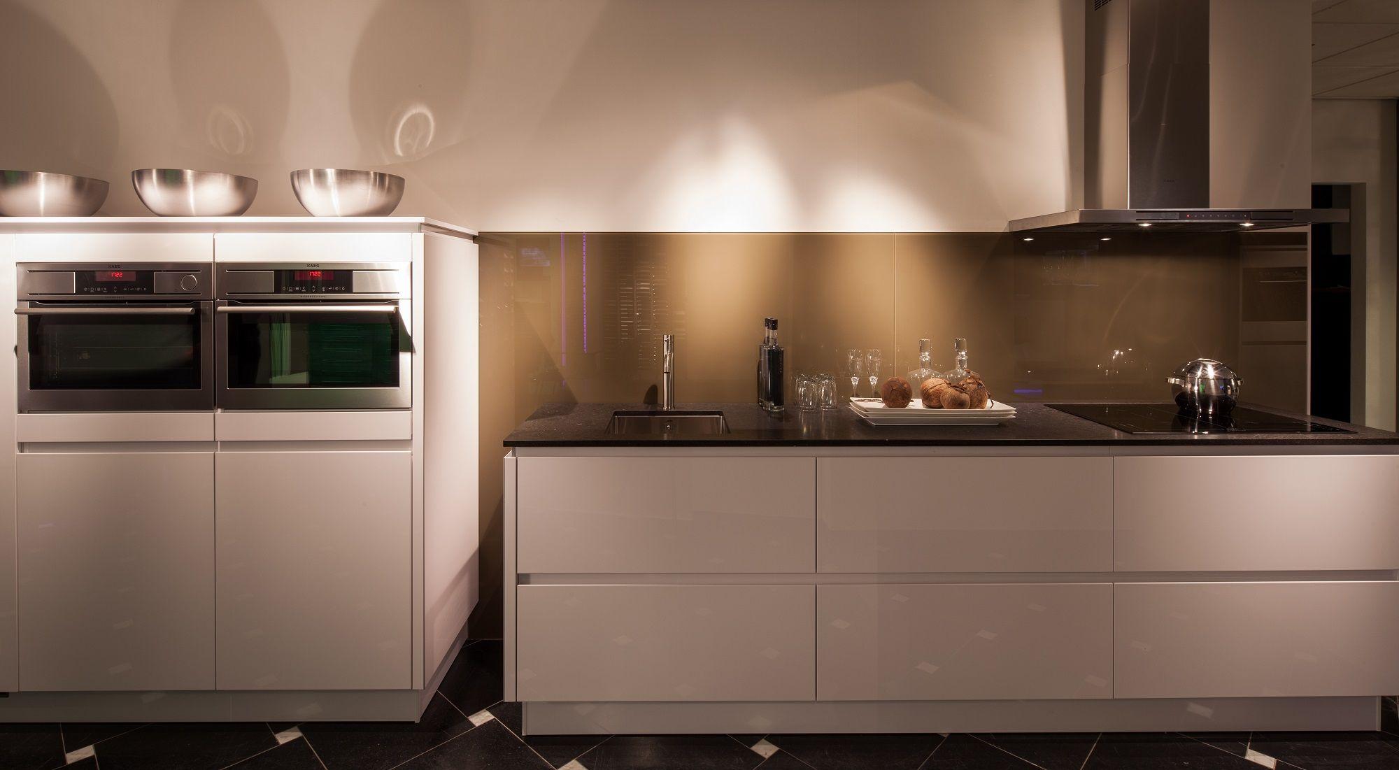 Keukens Hoogglans Wit Gelakte : ... Altijd de beste keukenprijs ...
