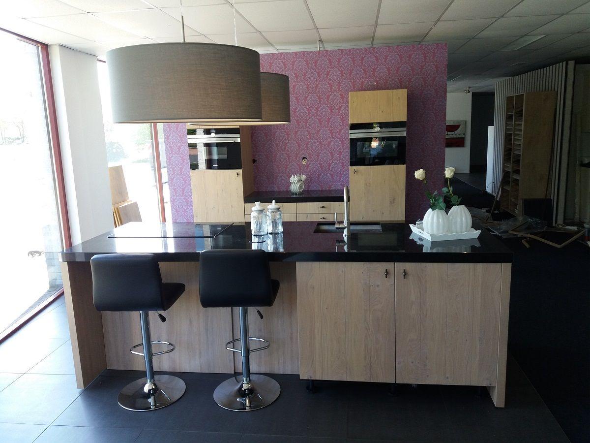Keukenprijs altijd de beste keukenprijs houten siemens eiland keuken 57712 - Centrale eiland houten keuken ...